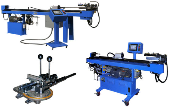 Tube / Pipe Bending Machines Family Feature