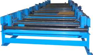 Conveyors for PHI Automatic Steel Beam Welder