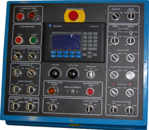 Controls for PHI Automatic Steel Beam Main Welder