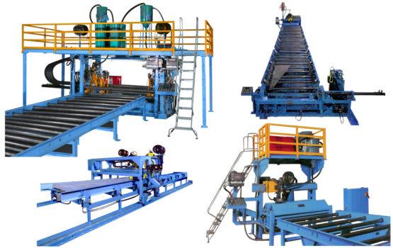 PHI Steel Beam Welding Lines