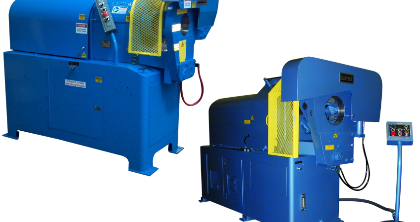 PHI Tube and Pipe End Finishing Machines - Flaring - Models M343, M369