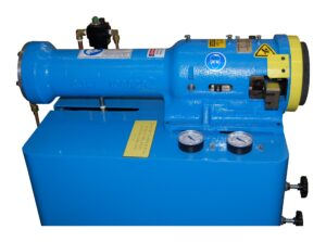 PHI DF Double Flare Machine Front Top