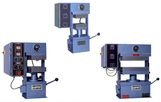 PHI Presses- Manual Comoression - 20, 30, 50 Ton