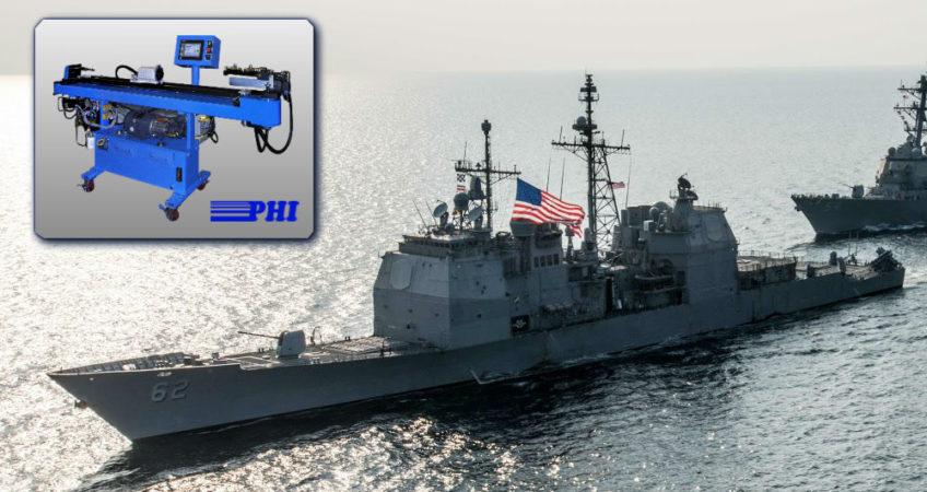 PHI ships Synchro Benders to U.S. Navy