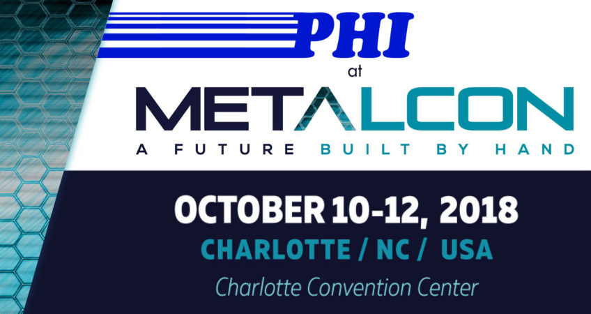 PHI at Metalcon 2018