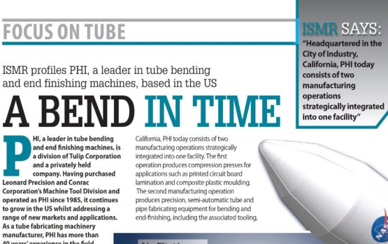 ISMR Profiles PHI-A Bend In Time
