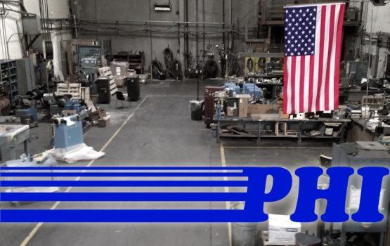 PHI Production Facility - City of Industry, California, USA