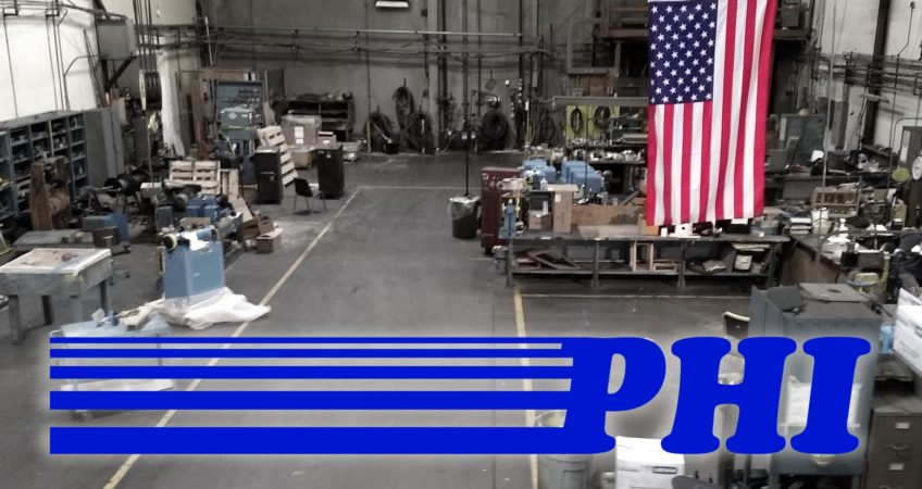 PHI Production Facility - City of Industry, California, USA
